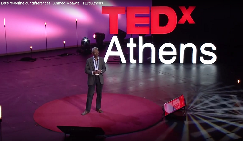 Lets re-define our differences  (TEDxAthens)